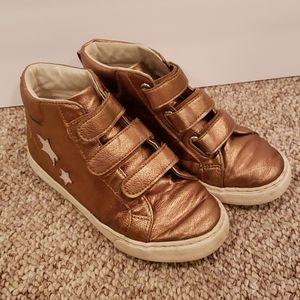 girls size 1 Gymboree shoe